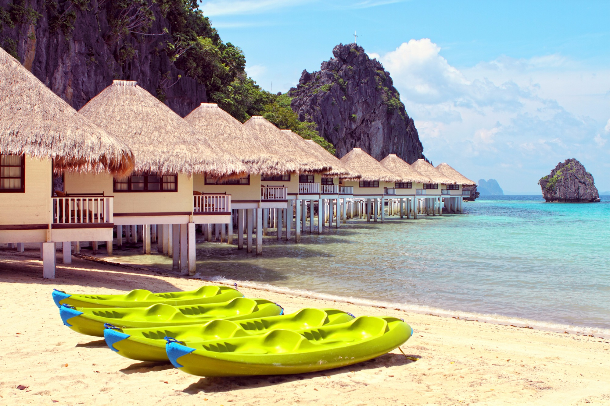 El Nido Resort – Apulit Island – Philippines