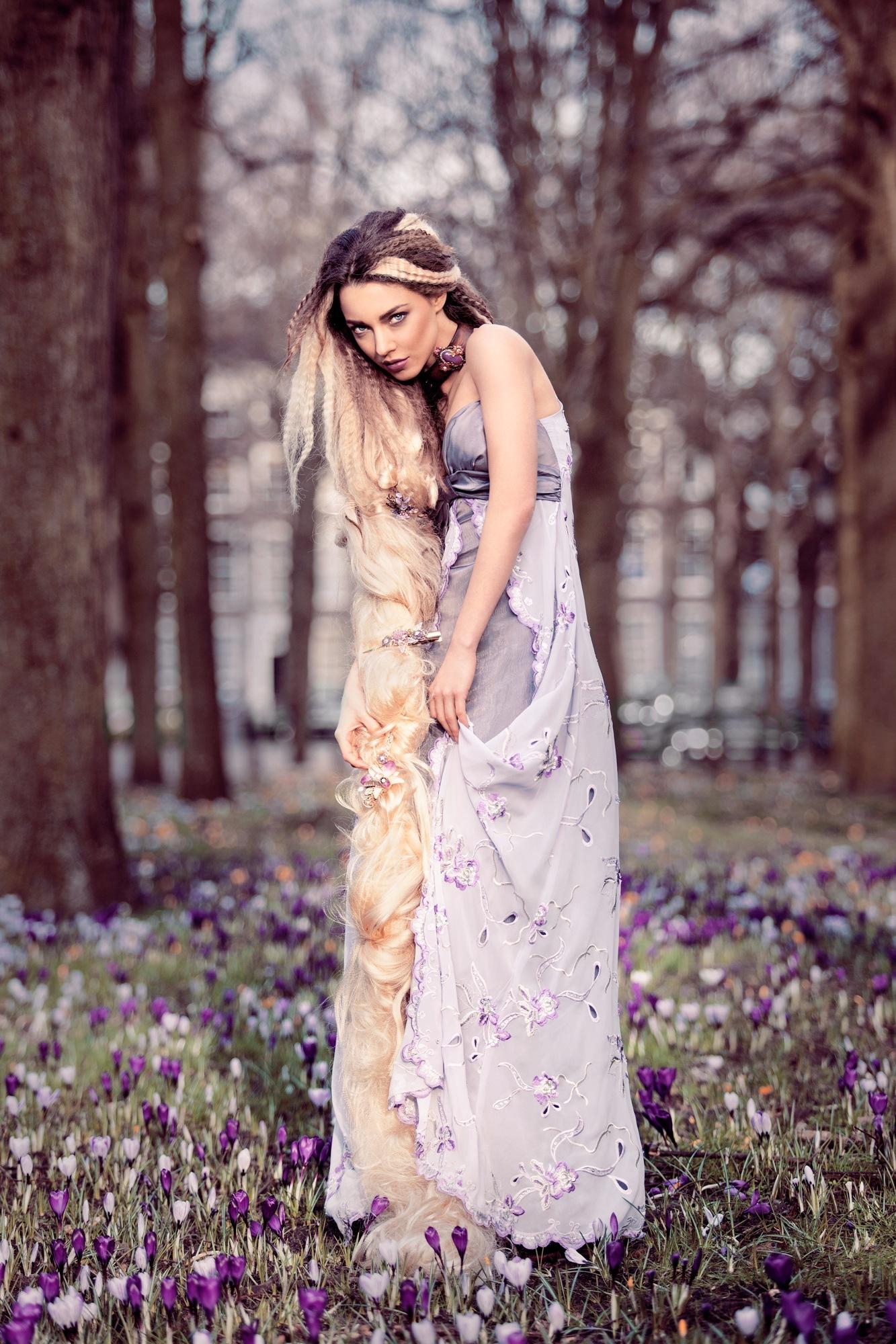 Elegant Fairytale Rapunzel 1 - William Setiawan-williamsetiawan
