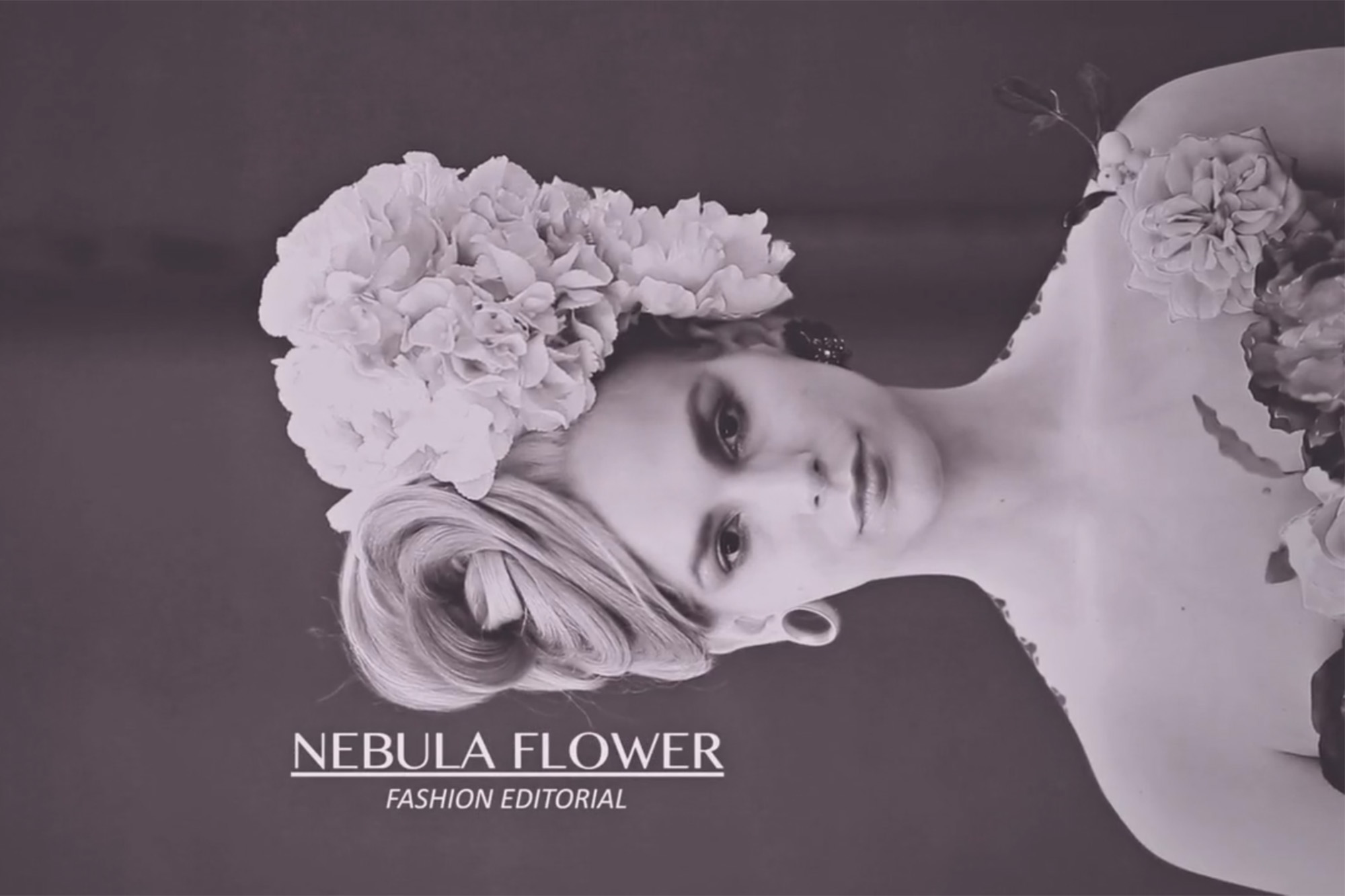 Nebula Flower Video
